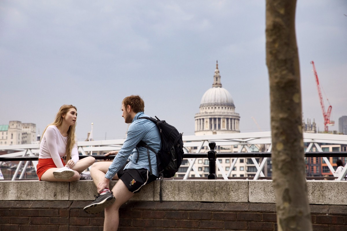 Couple in London, UK