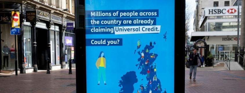 benefit sanctions universal credit uk