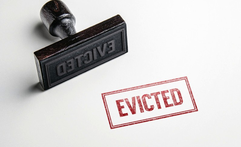 evictions uk housing